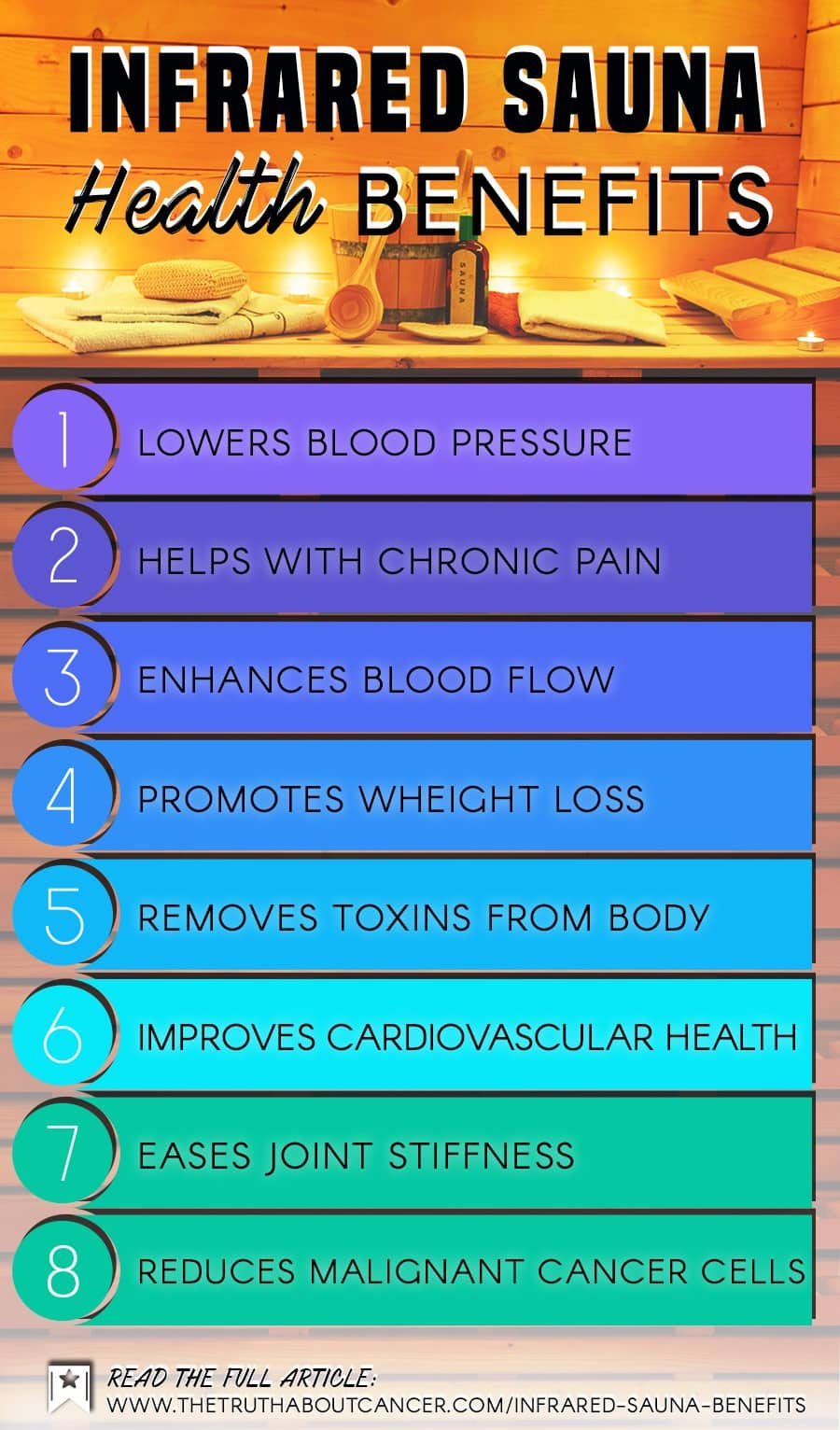 Benefits of A Portable Infrared Sauna