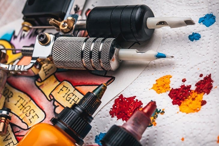 best tattoo kits
