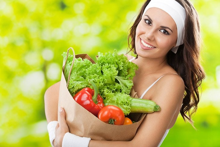 eat more veggies can give you naturally bronzed skin