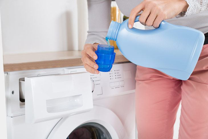 liquid laundry detergents